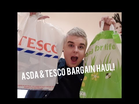 asda-&-tesco-bargain-haul-|-home-goods-|-discounts-|-reductions