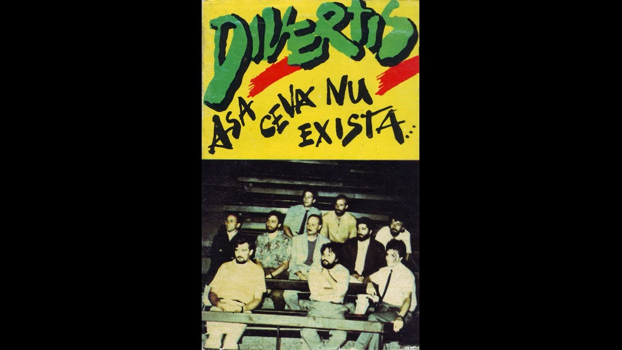 DIVERTIS - Aşa ceva nu există / 1992