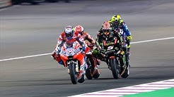 Rewind and relive the #QatarGP