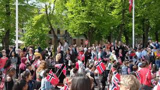 Constitution Day Oslo 2018 Parade