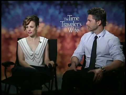 Eric Bana & Rachel McAdams - The Time Traveler's Wife Interview