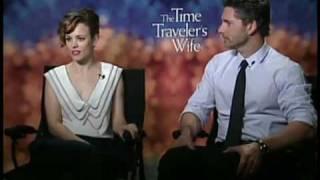 Eric Bana & Rachel McAdams - The Time Traveler's Wife Interview
