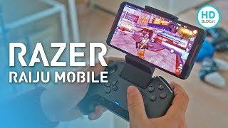 PREPARATEVI A GOOGLE STADIA: Recensione RAZER Raiju Mobile