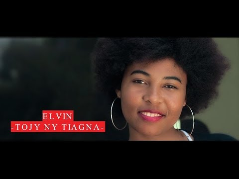 ELVIN Tojy ny Tiagna  (Clip Vidéo Officel by DZC R.A JULIDAS 2K18)