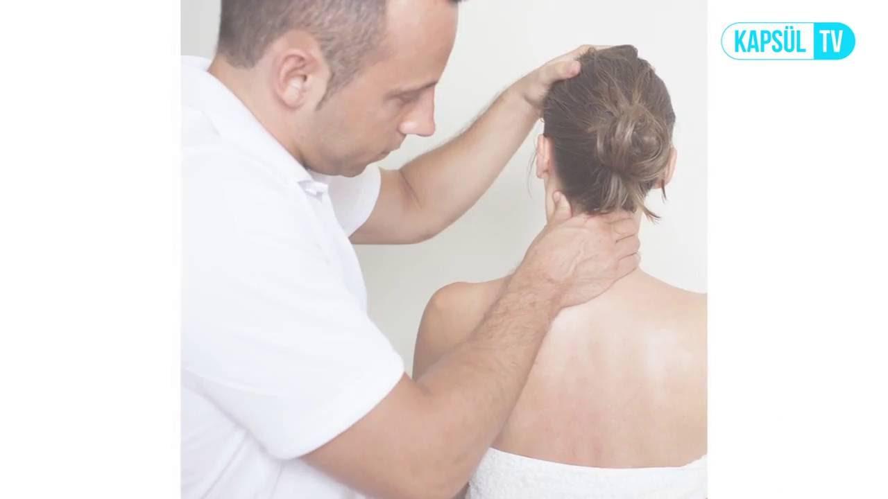 Boyun Ağrısı Nedir Neden Olur Nasıl Geçer