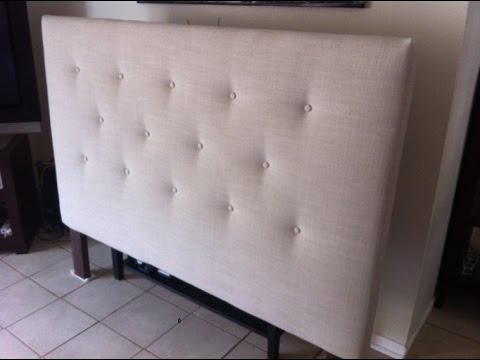 Amazing King Size Tufted Headboard Ideas