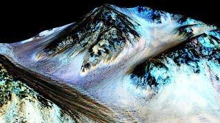 Phát hiện nước TINH KHIẾT dưới bề mặt Sao Hỏa   Khoa Học Huyền Bí