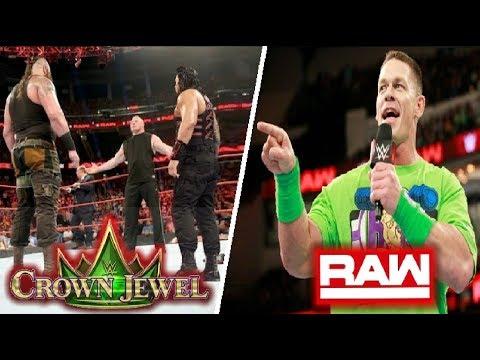 Roman vs Brock vs Braun For WWE Universal Championship !! WWE Raw Latest Today Highlights