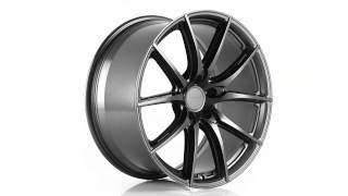 TSW Alloy Wheels- the Sprint in Gunmetal