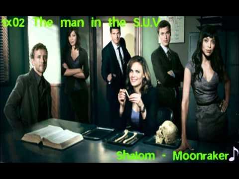 Bones Soundtrack 1x02 Shalom   Moonraker