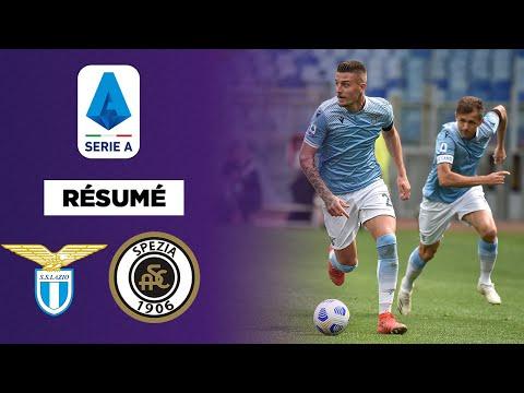 🇮🇹 Résumé - Serie A : La Lazio s'en sort dans la douleur contre la Spezia