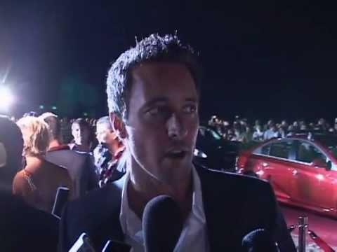 Hawaii Five-0 World Premiere on Waikiki Beach 2010