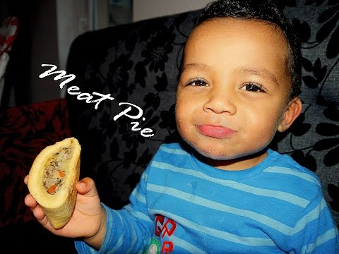 Oyinbo Cooking: Nigerian Meat Pie! (Mince Pie) Super Delicious African Snack which fits EVERYBODY!