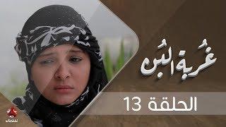 غربة البن | الحلقة  13  | محمد قحطان - صلاح الوافي - عمار العزكي - سالي حماده - شروق | يمن شباب