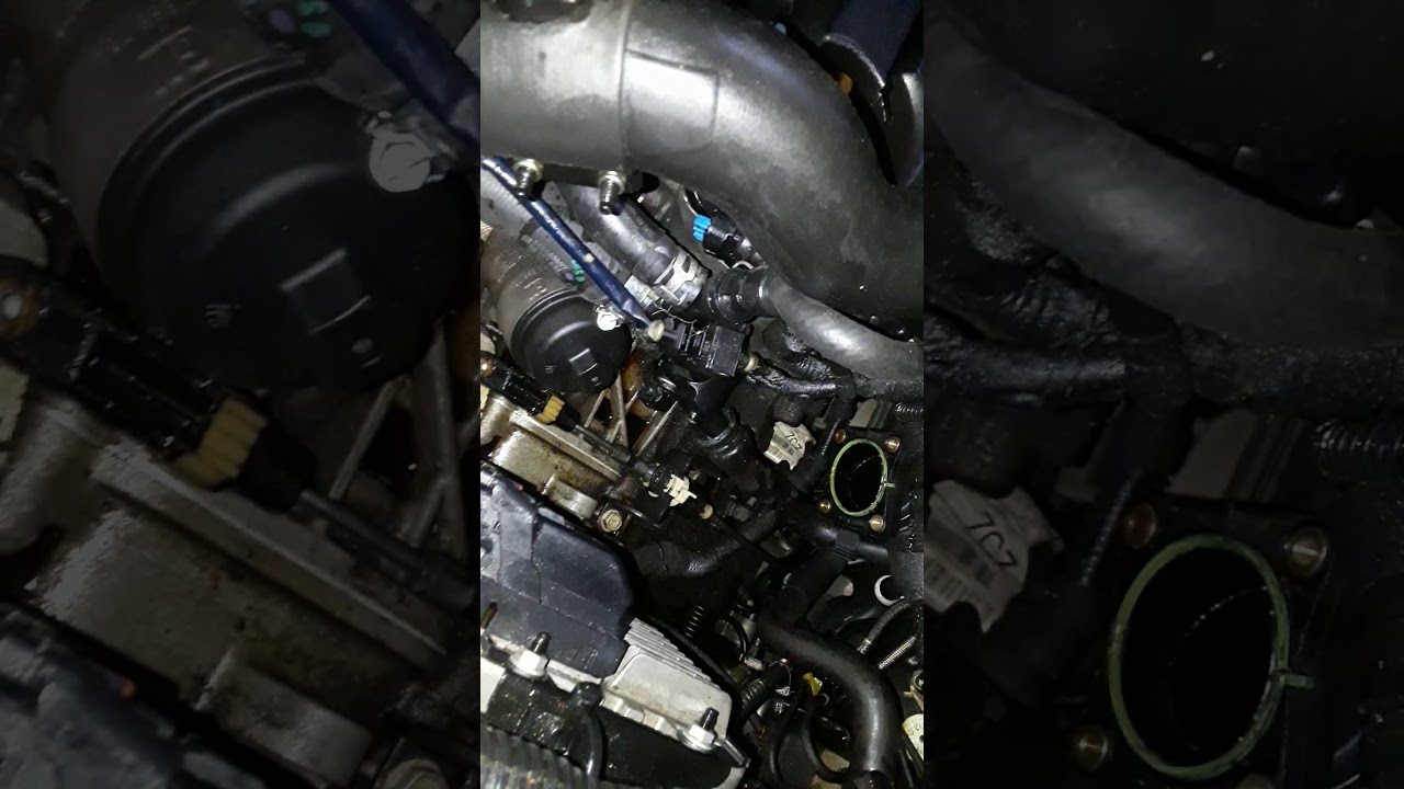 2013 Chevy Cruze Reduced Engi Power Service Traction Control Problem Simple Fix Throttle Body Dirty