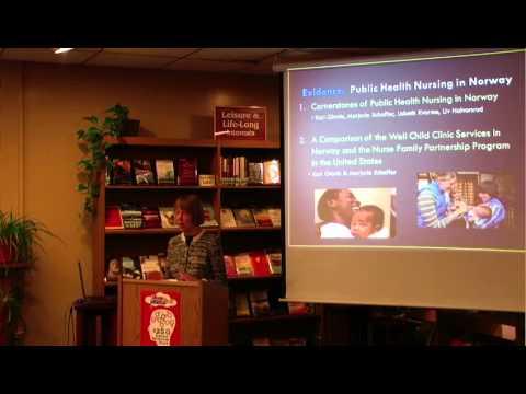 Evidence for Public Health Nursing Practice