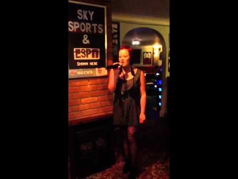 Emma Randall at Pub On The Shrubs Karaoke