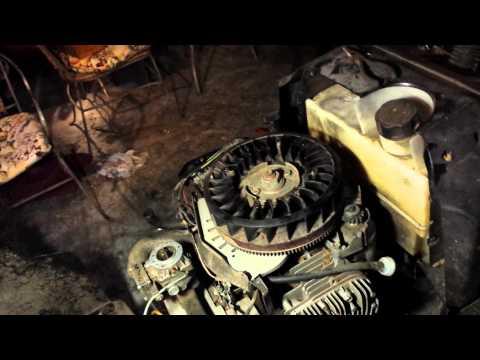 """Murray 42 """" model 42a707 flywheel will not turn"""