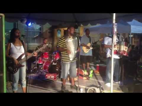 Zydeco Dance at St. Mary