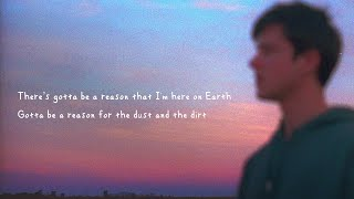 Alec Benjamin - Gotta Be A Reason [ Lyric ]