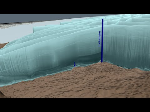 Greenland Impact Just Discovered - Global Flood Implications and The End Of The Last Ice Age