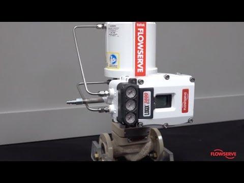 Troubleshooting a Flowserve Digital Positioner