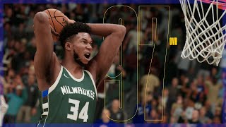NBA 2K21 PS5 Ratings Giannis, Durant, Curry, Harden!