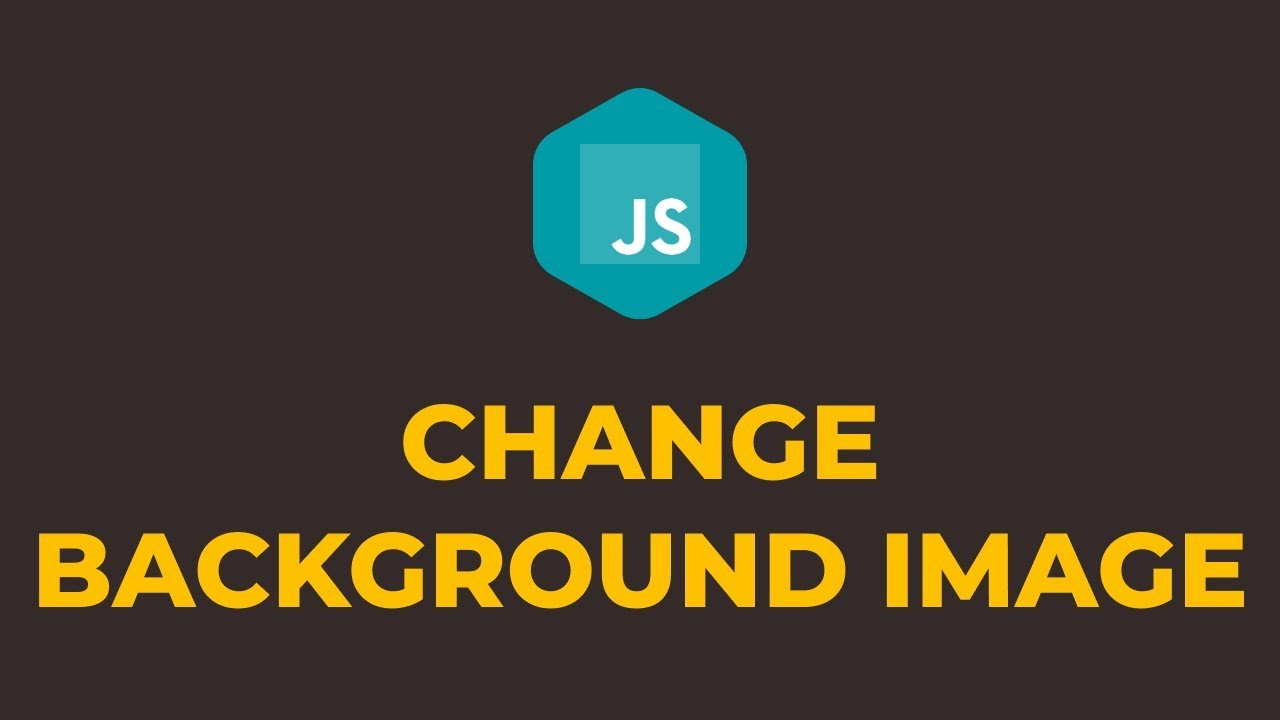 How to Change Background Image using Javascript