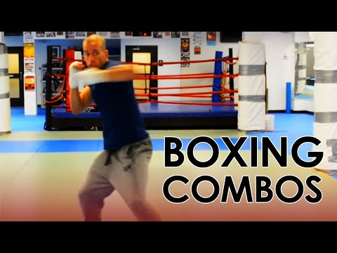 20 BEGINNER BOXING COMBINATIONS. WANT MORE COMBOS?