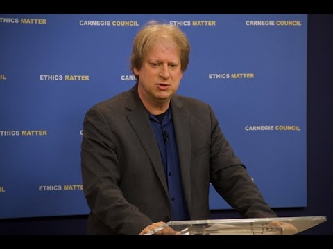 Global Ethics Forum: Against Empathy: The Case for Rational Compassion with Paul Bloom