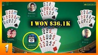 Pusoy - Chinese Poker Online - ZingPlay Gameplay | Part1 screenshot 1