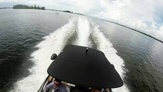 A Day with the Scarab 195 HO Impulse