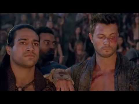 Nagron (Nasir and Agron / Spartacus)