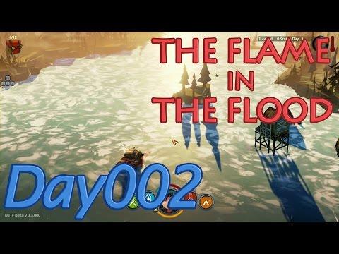 【犬×川×サバイバル】The Flame in The Flood をふつうに実況プレイ Day002