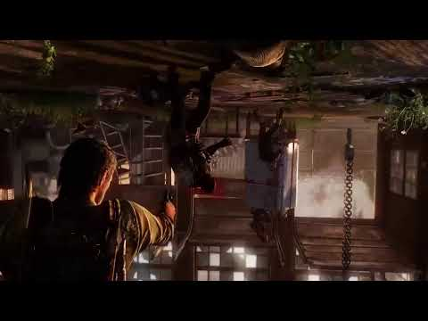 THE LAST OF US GAMEPLAY!!!!!