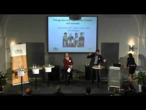 SEMINAR: Energy Security Agenda for Finland and Sweden