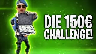 DIE 150€ CHALLENGE! 💸 | Fortnite: Battle Royale