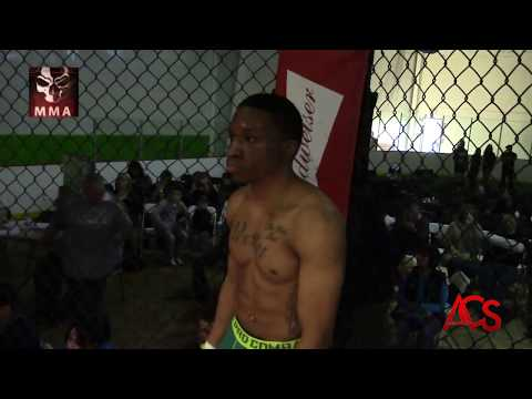 Exiled MMA ANARCHY Devaughn Elis VS Caleb Rasch