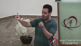 A APARÊNCIA DE DEUS - Êxodo 32:1-10   João Pedro Cavani
