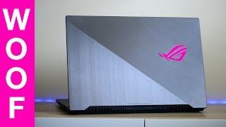 ASUS ROG Scar II (GL704) Gaming Review That Screen is Lit 🔥🔥🔥