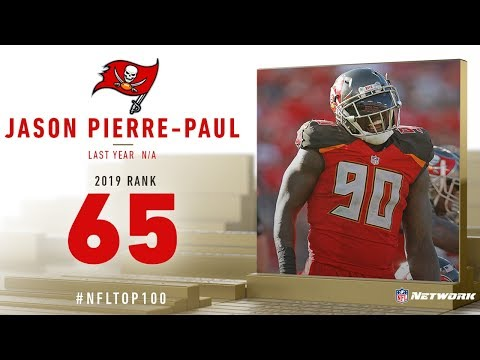 #65: Jason Pierre-Paul (DE, Buccaneers) | Top 100 Players of 2019 | NFL