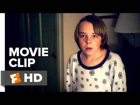 The Visit Movie CLIP - Something Outside (2015) - Kathryn Hahn, Ed Oxenbould Horror Movie HD