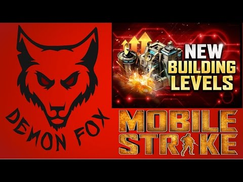Mobile Strike - ITS HERE! HQ 30! - Massive Game Changer!