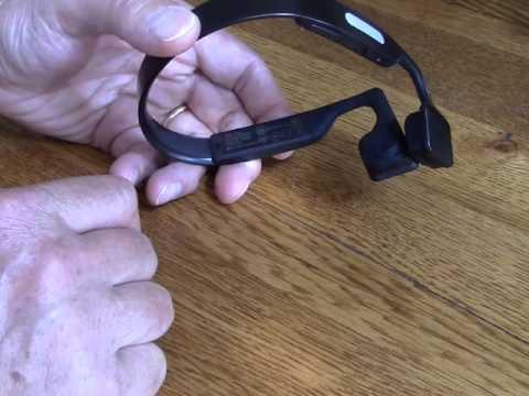 Review Aftershokz Bluez 2 bone conductive headphones