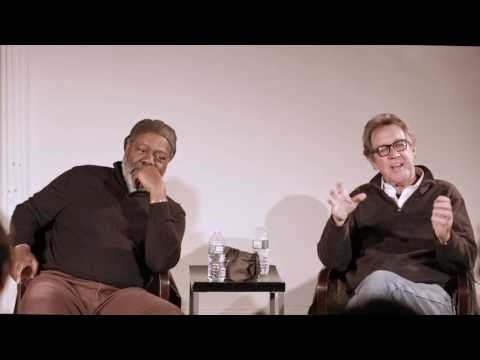 Actors Aloud 2016 Larry Pine on Stage vs Camera Acting Part 2