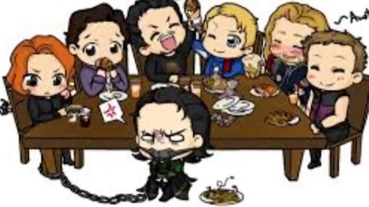 Bad Joke Loki 2 |Funny Thor And Loki Text