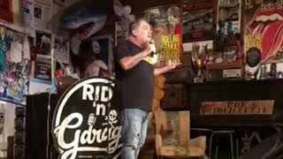 Daniele Raco LIVE al Ridi'n'Garage