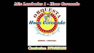 MIX LAMBADAS 1 - HNOS CORONADO