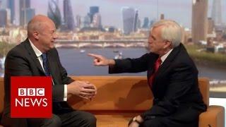 Damian Green and John McDonnell clash over manifestos   BBC News