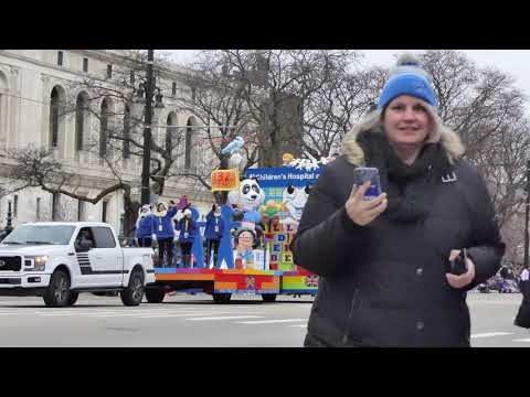 America's Thanksgiving Day Parade 2018 Detroit
